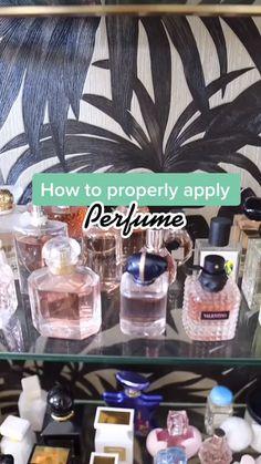 Beauty Care, Diy Beauty, Beauty Hacks, Beauty Skin, Amazing Life Hacks, Useful Life Hacks, Perfume Scents, Fragrances, Glow Up Tips