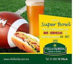 Mañana Super Bowl en Villa Florida Puebla, quién es tu favorito?