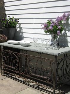 patio buffet on Pinterest