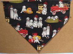 Firefighter1 Bandana by SCCDogApparel on Etsy, $10.00