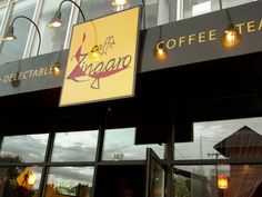 When the espresso machine breaks, the staff make the pilgrimage to Caffee Zingaro
