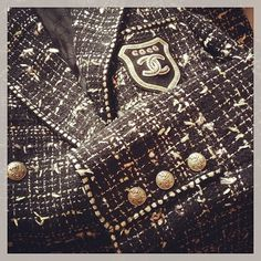 Just In #chanel #blazer at #les3marches - @les3marchesdecatherineb- #webstagram