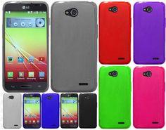 TPU чехол Epik для LG D410/D405 L90 Dual (7 цветов)
