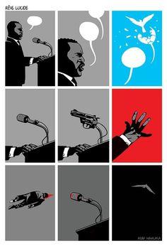 Фото: 27 - Эффектные карикатуры о нашем циничном мире стали вирусными