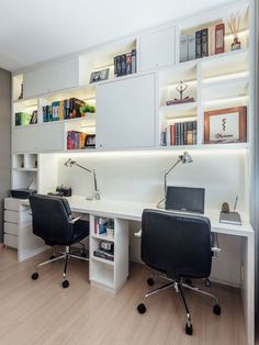 Home Office Decor Inspiration is categorically important for your home. Whether you pick the Modern Home Office Design or Office Design Corporate Workspaces, you will create the best Corporate Office Decorating Ideas for your own life. Home Office Storage, Home Office Space, Home Office Desks, Home Office Furniture, Office Decor, Office Ideas, Small Office, Office Chairs, Office Table