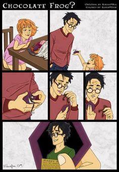 Harry Potter- Awwwwwwe!!! <3
