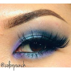 Instagram: colorpunch, fb.com/colorpunchmakeup | eyeshadow for Asian eyes, brown eyes, Asian eyeshadow, asian eye makeup, eyeshadow for brown eyes, eyeshadow ideas, colorful eyeshadow, makeup ideas