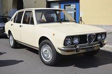 Alfa Romeo - Alfetta 1.6 - 1977