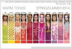 Spring Summer 2014 trends.