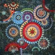 new york beauty quilts negative space - Google Search