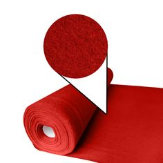 The Felt Store's Designer Felts are crafted of pressed, carbonized 100% high grade wool. Designer Felts are known for their durable, fabric-like finish. Vibrantly colored and water repellant, these Designer Felts have unlimited possibilities of use. Designer Felt density is between F1 to F5 grade industrial felts, and weight is approximately 26 oz. per square yard.  * Add $10.00/lin. yd for custom specialty colors and 4 week delivery once your pre-production sample is approved. Minimum order…
