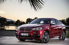 2015 BMW X6 M50d