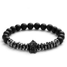 Dark Warrior Helmet Bracelet 2018