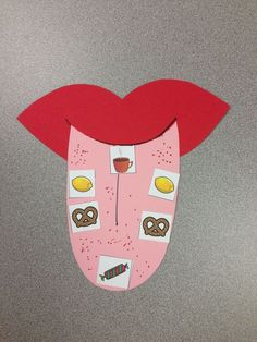 the sense of taste kindergarten activities - Google Search