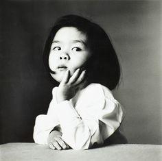 """"""" Irving Penn, Japanese Girl, New York, 1980 """""""