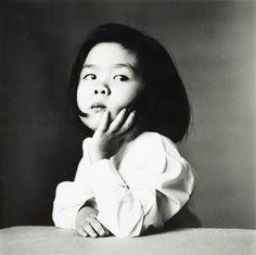 Irving Penn, Japanese Girl, New York, 1980
