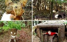 Wald der Kinder, copyright: Gemeinde Zell am Pettenfirst Short Trip, Activities For Kids, Austria, Trips, Playground, Travel Inspiration, Woodland Forest, Viajes, Kids