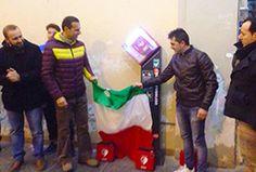 Domo cardioprotetta. In Piazza mercato inaugurato da Salvatore Ranieri un totem defibrillatore salvavita - Ossola 24 notizie