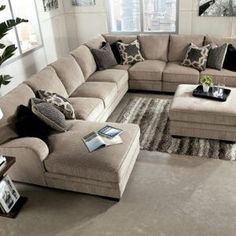 extra large sectional sofas with chaise living rooms secti rh pinterest com