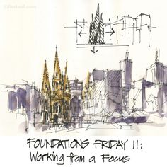 Foundations Friday : Liz Steel