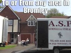 Removals Bromley London | Moving to Bromley | ASP Removals Bexleyheath