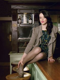 Claire Foy - I could totally see her as Lucy