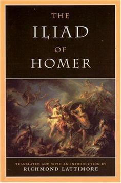 The Iliad of course