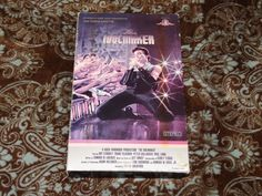 The Idolmaker (VHS, 1984) Rare OOP 1st MGM/UA Book Box! Sharkey/Peter Gallagher!