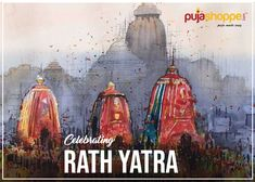 Different rituals are performed on the day of Rathyatra. The devotees perform these rituals with different samagris. Most of the devotees buy the pooja saman online now. Old Man Portrait, Rath Yatra, Culture, Blog, Painting, Art, Painting Art, Blogging, Paintings