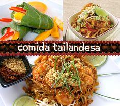 A culinária Tailandesa - uma mistura harmoniosa e saborosa!