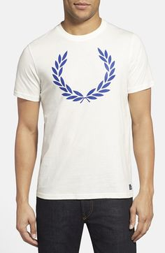 Men's Fred Perry Graphic T-Shirt