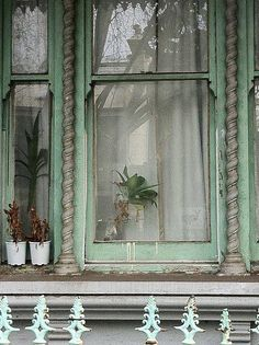 nice window trim
