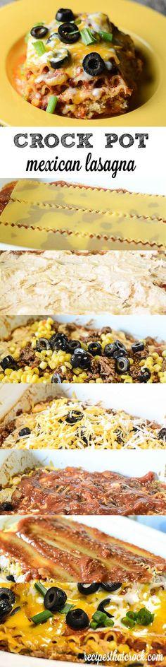 Crock Pot Mexican La