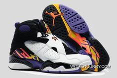 """a33ecf48c3f Air Jordans 8 Retro """"Kobe Bryant Lakers Home"""" PE"""