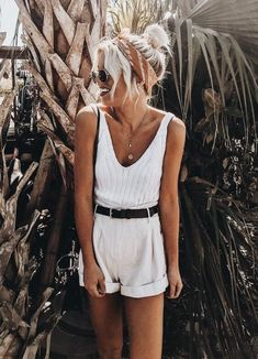 Beach Fun And Summer Looks 2018 Picture Description Boho Outfits, Trendy Outfits, Fashion Outfits, Womens Fashion, Teen Fashion, Travel Fashion, Night Outfits, Fashion Clothes, Casual Shorts Outfit