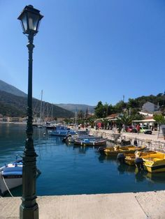 Sami harbour, Kefalonia, Greece