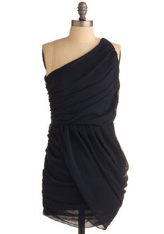 The perfect little black dress. I feel like this would be flattering on any figure!