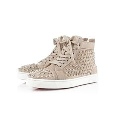 Mens Christian Louboutin Louis Spike Stone