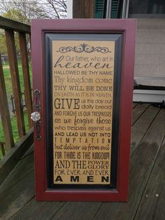 Cabinet Door Idea