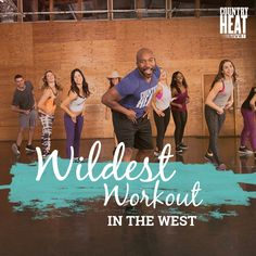 Get ready for the wildest workout of your life! Country Heat will be kicking it into high gear with catchy country music and easy-to-follow dance moves! // Country Heat // Autumn Calabrese // dance workouts // fitness // exercise // fit fam // get fit // beachbody