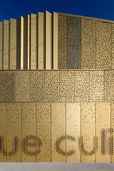 vaumm arkitektura - basque culinary center