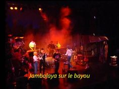 "Hugues Aufray : "" Jambalaya sur le bayou """