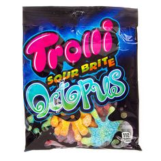 Trolli Sour Brite Octopus Gummi Candy | Claire's