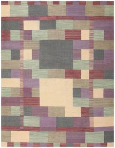 Swedish Inspired Carpet 48478