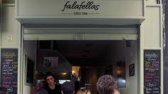 Falafel, Places To Eat, Street Food, Salads, Falafels, Salad, Chopped Salads
