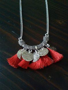 aztec fringe necklace Fringe Necklace, Ss 15, Constellations, Aztec, Collection, Jewelry, Accessories, Jewlery, Bijoux