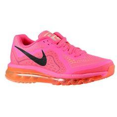 wholesale dealer 643d3 9cc63 Nike Air Max 2014 - Women s - Hyper Pink Peach Cream Bright Mango Black