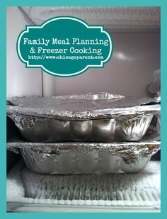 Our favorite pins for freezer meals and meal planning #meals #food