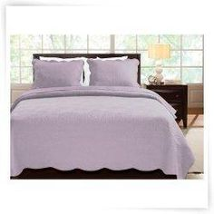 Greenland Home Fashions Serenity Cotton Quilt Set