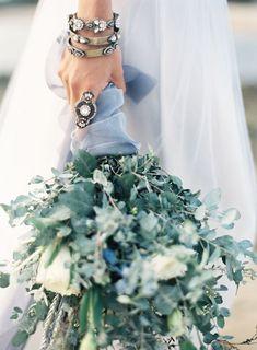 Slate & Blues: Wedding Colour Inspiration & Ideas